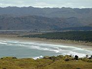 Mahanga Beach