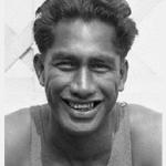 The father of modern surfing Duke Paoa  Kahanamoku